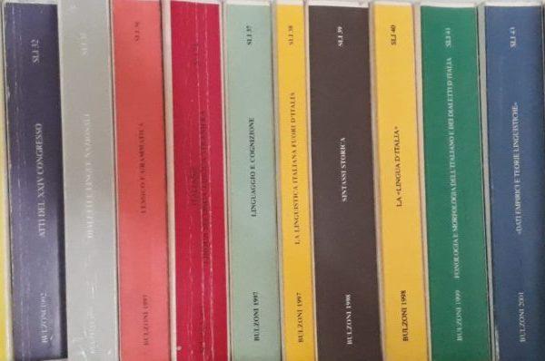 La SLI (Società di Linguistica Italiana): elementi essenziali della sua storia, passata e recente